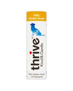 Thrive Kind & Gentle 100% Chicken Dog Treats 25g Tube