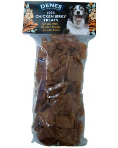 Air Dried 100% Chicken Jerky Dog Treats 500g