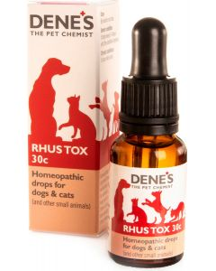 Rhus tox 30c 15ml