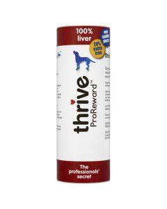 Thrive ProReward 100% Liver Dog Treats 60g Tube