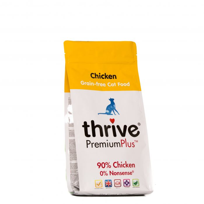 Thrive® PremiumPlus Chicken Complete Dry Food for Cats 1.5kg