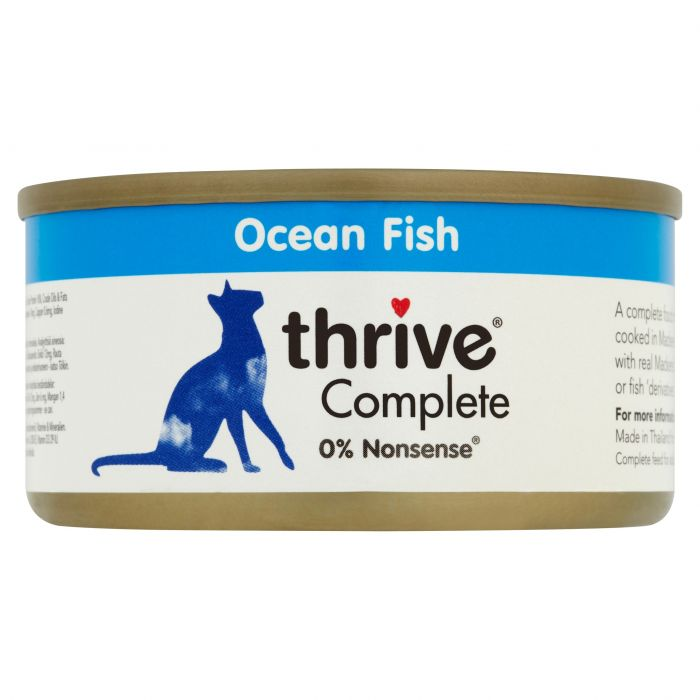 Thrive Complete 100% Ocean Fish 75g tin