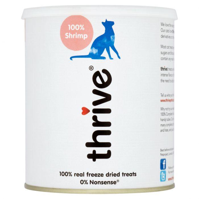 Thrive Cat Treats Shrimp (Prawn) 110g Maxi Tube