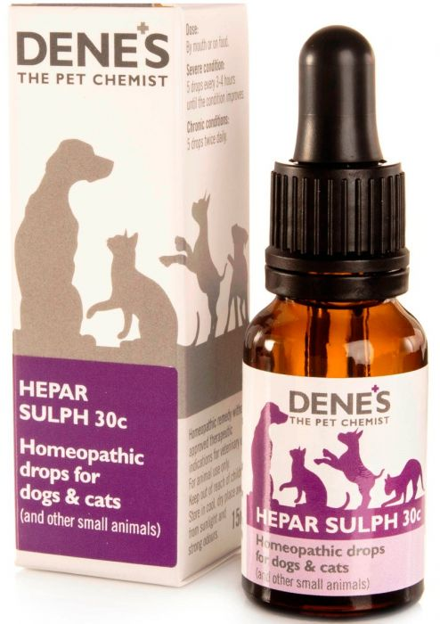 Hepar sulph 30c 15ml